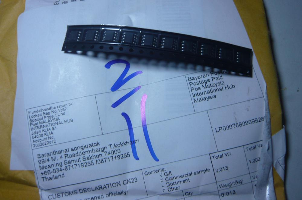 10pcs free shipping OB2269CP OB2269 0B2269CP management p SOP8 new original