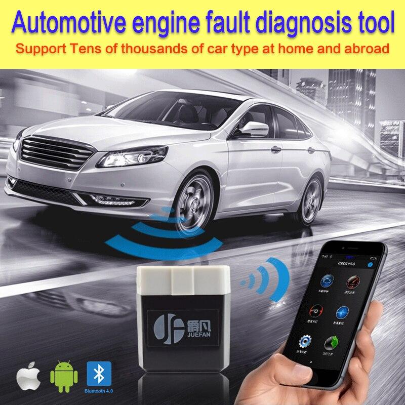 imágenes para De baja Potencia easydiag Bluetooth4.0 Bluetooth4.0 detector coche obd II herramienta de Diagnóstico Auto elm327 OBD2 Escáner para Android/IOS
