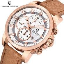 2017 New PAGANI DESIGN luxury brand watches Quartz Men Fashion Casual Men Sports Watches Date Watches Military Wristwatch