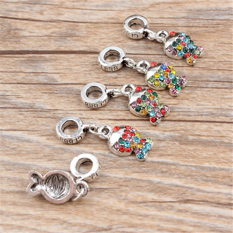 30pcs letter apple fish crystal rhinestone alloy pendant floating 30pcs letter apple fish crystal rhinestone alloy pendant floating pendant charm craft fit bracelet necklace keyring in pendants from jewelry accessories aloadofball Image collections