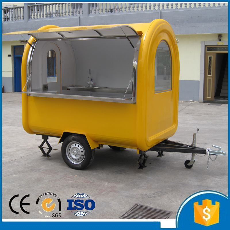 Customized Food Truck Online