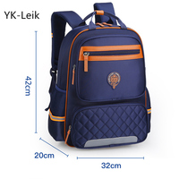 2018 Korean Lightweight Nylon Student School Bags for Teen Boys and Girls waterproof orthopedic children backpack Schoolbags