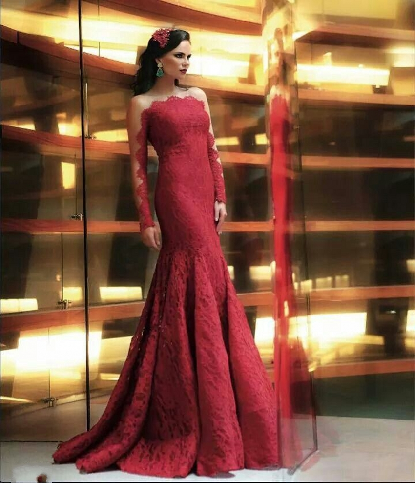 Elegant Designer Evening Gowns Promotion-Shop for Promotional ...
