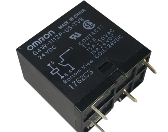 1pcs New G4W-1112P-US-TV8 12VDC OMRON relay 4 feet