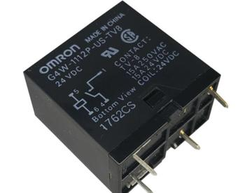 Genuine New original Relays  Omron G4W-1112P-US-TV8 24VDC