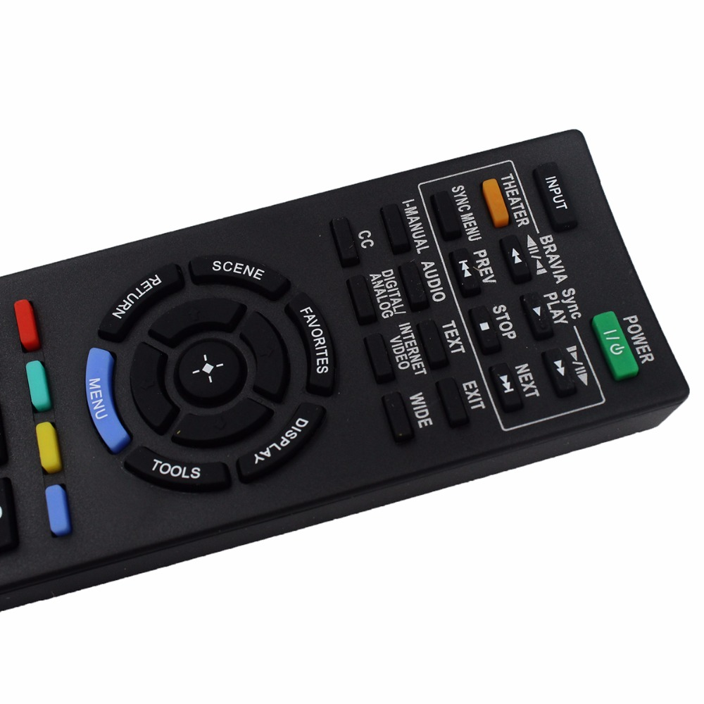 Replacement Remote Control For Sony KDL40BX400 KDL-40BX400