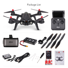 MJX Bugs 6 B6 + G3 Goggles 720P Camera Drone 5.8G FPV Drone 250mm High Speed Brushless Racing Dron Quadcopter with G3 Goggles