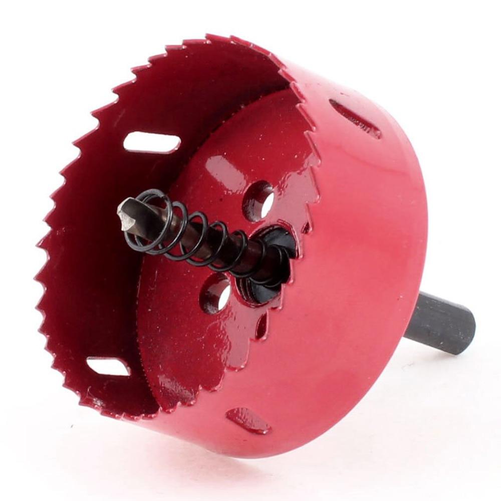 CNIM Chaude Foret Hélicoïdal Bimétallique Scie avec 70mm Diamètre et 10mm e Tige
