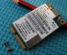 Tarjeta Gobi3000 3G WWAN 60Y3257 GPS aptos para W530 T420 X220 X230 x230i MC8355 x121e x130e x131e L530