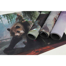 Many Playmat Choices – Guardian Lions – MTG Board Game Mat Table Mat for Magical Mouse Mat the Gathering