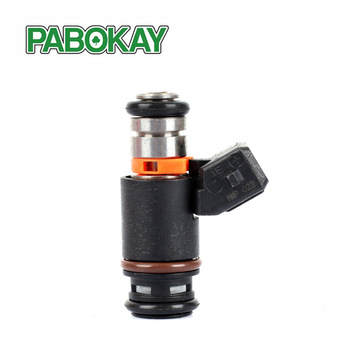 FOR VW Volkswagen AFP VR6 2.8 AES Euro Van Golf Jetta  IWP022 Fuel Injector 805000348303 021906031D plywood