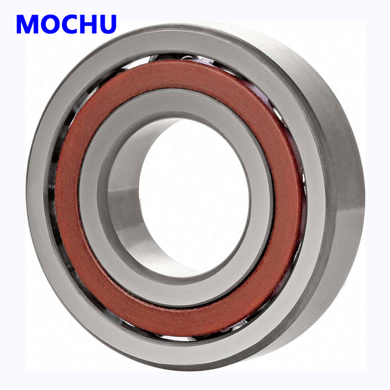 1pcs MOCHU 7214 7214AC 7214AC/P6 70x125x24 Angular Contact Bearings ABEC-3 Bearing 1pcs 71901 71901cd p4 7901 12x24x6 mochu thin walled miniature angular contact bearings speed spindle bearings cnc abec 7