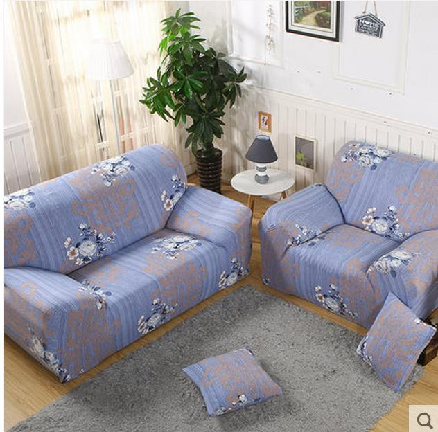 US $35.69 49% OFF Free shipping European turnkey set of sofa cover mat of  cloth art sofa contracted and contemporary summer -in Sofa Cover from Home  & ...