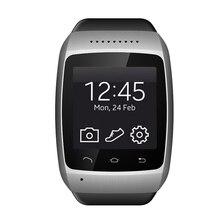 Neue Smart Uhr N5 Bluetooth Smartwatch mit 8G RAM Podemeter Sync-nachricht 2mp Kamera Für iPhone Samsung HTC Xiaomi Huawei telefon