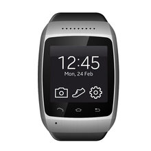 ใหม่สมาร์ทนาฬิกาN5บลูทูธS Mart W Atchกับ8กรัมRAM Podemeterซิงค์ข้อความ2mpกล้องสำหรับiPhoneซัมซุงเอชทีซีXiaomiหัวเว่ยโทรศัพท์