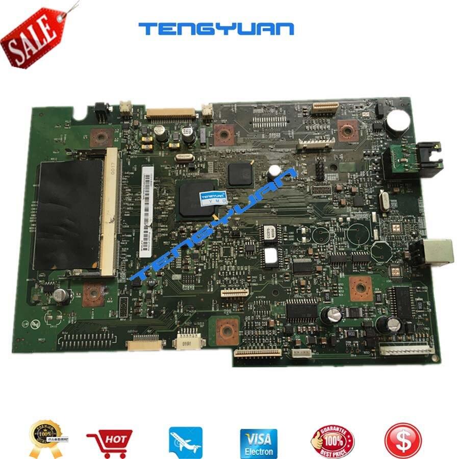 Оригинальный Бесплатная доставка 100% Тесты laser jet для HP2727 M2727 M2727MFP форматированная логическая плата CC370-60001 Принтер часть распродажа