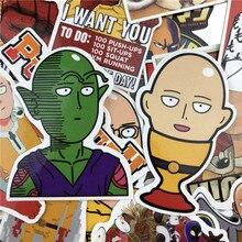 One Punch Man Stickers Set (50 Pcs)