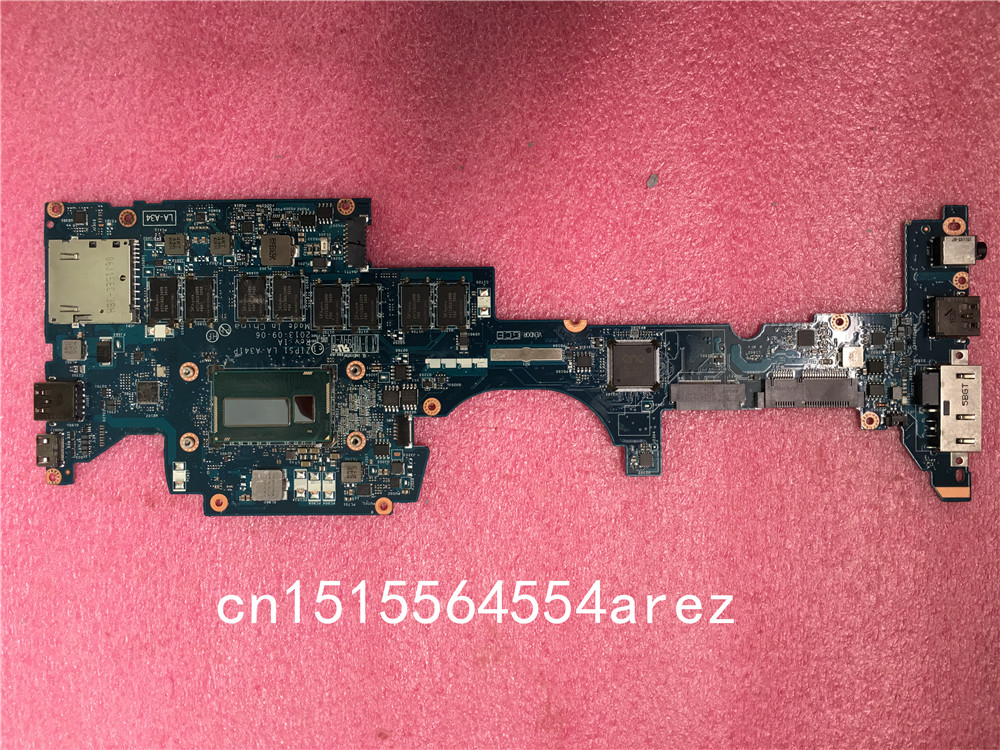 все цены на Original laptop Lenovo ThinkPad YOGA S1 motherboard mainboard i5 i5-4200 CPU 8G 00HT127 онлайн