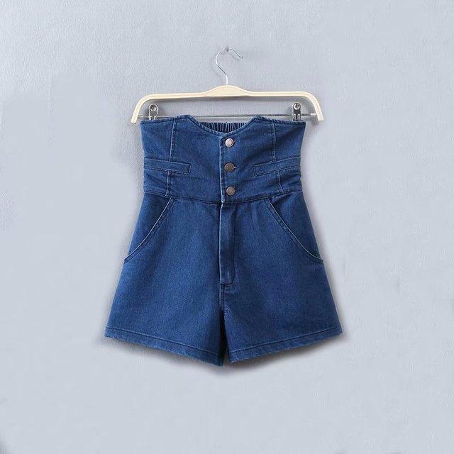 2019 למעלה חדש פוליאסטר סרבל נשים בגד גוף נשים Xd45-1996 אירופאי ואמריקאי עבור גבוהה מותניים ג 'ינס