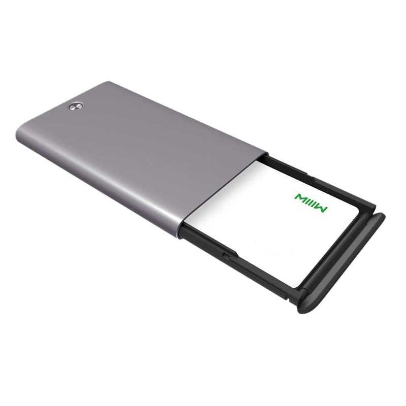 การ์ดอัตโนมัติ Pop-Up Slim Card สำหรับบัตรธนาคาร,บัตรเครดิต,บัตรธุรกิจ