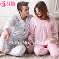 new new spring long-sleeved pants knitting cotton cartoon lovers leisurewear suit the real thing Z131122&Z131116 3XL