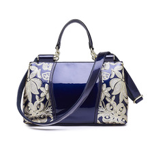 Fashion women Bag leather bag lady handbag shoulder messenger bag brand in occidental style 32 13
