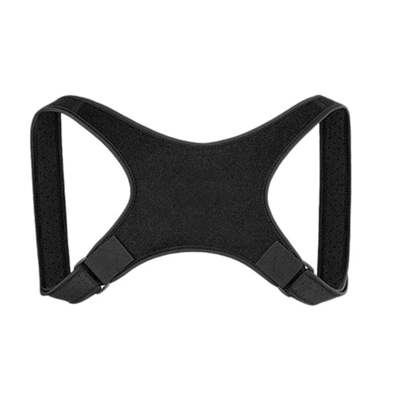 Correction de dos de correcteur de Posture parfaite pour les femmes et les hommes Support de Posture de soutien de clavicule réglable et confortable