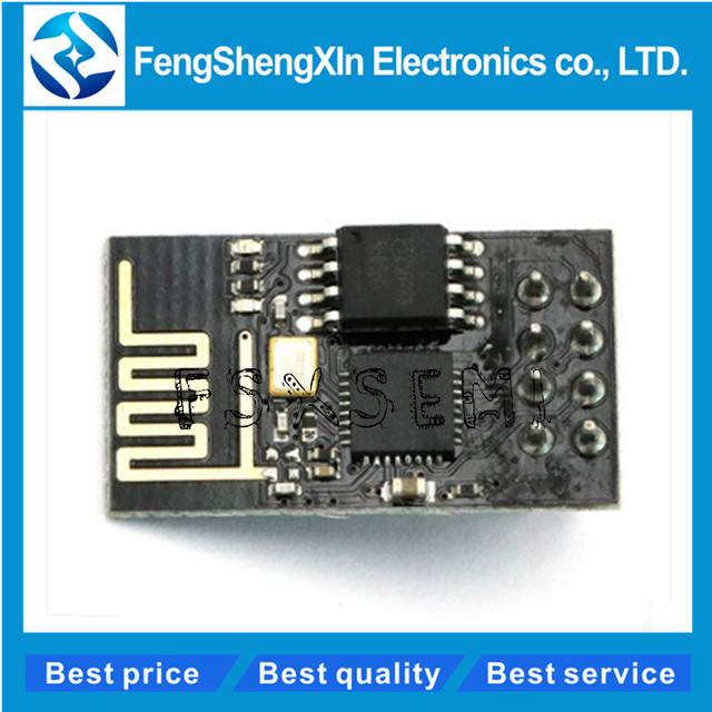 ESP-01 ESP8266 serial WIFI wireless module wireless transceiver ESP01 ESP8266-01