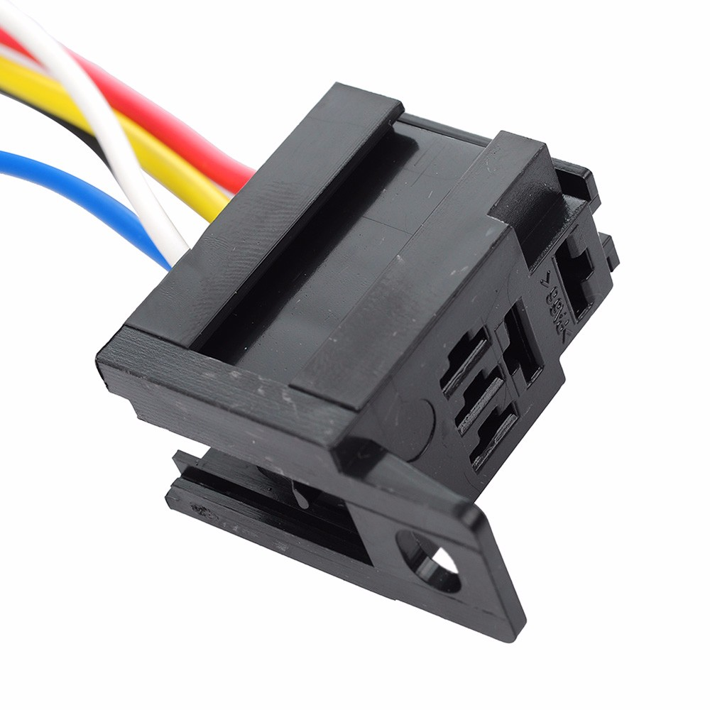 30a Spdt Relay For Electric Fan Fuel Pump Horn Car Kit 5pin 5p 5 Pin 12v Rh