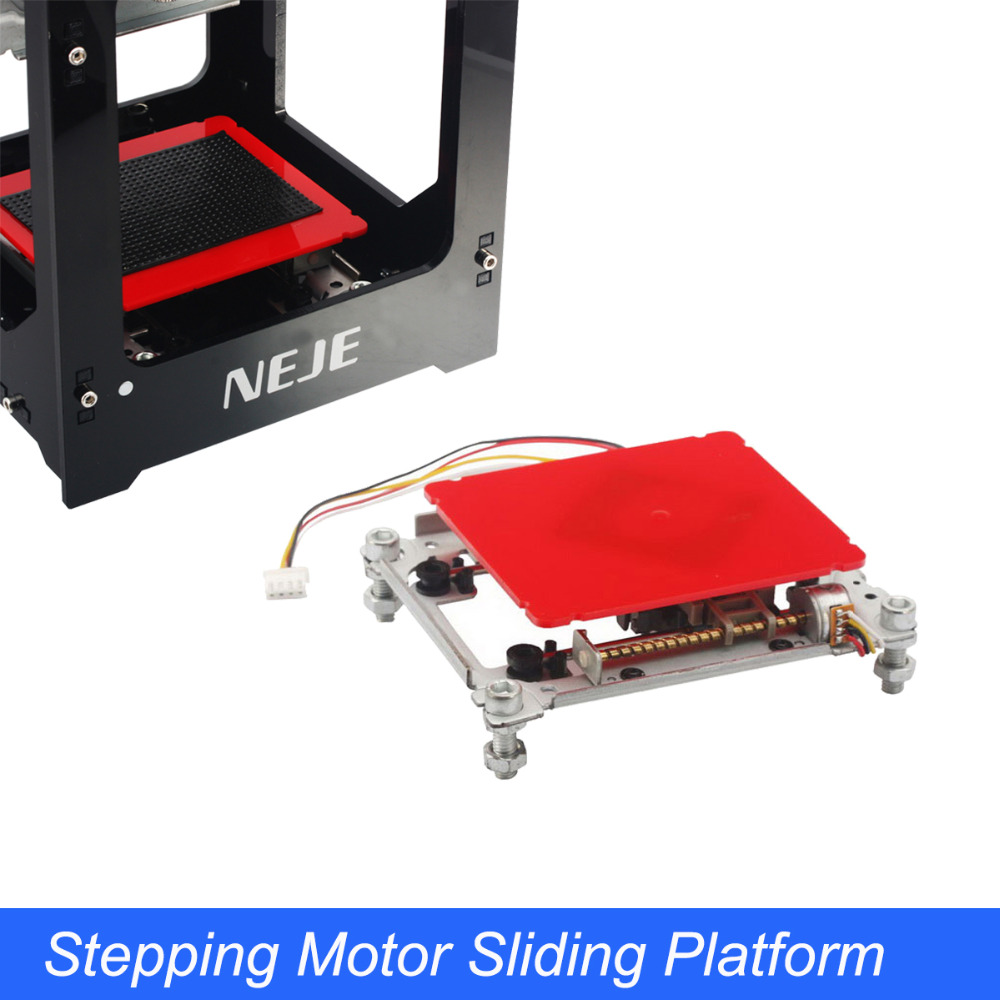 NEJE 4 Pin Stepping Motor Sliding Platform Parts For Laser Engraving Machine