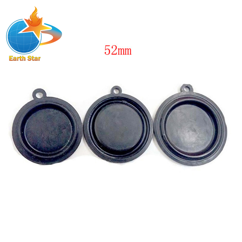 10 PCS OD 52mm Gas Water Heater Pressure Diaphragm Accessories Water Gas Linkage Valve Parts