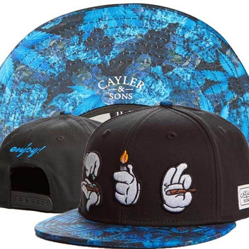 e10bcedc20f418 Cayler & sons Snapback hats for men women white fashion summer style bone  adjustable LA baseball caps gorras hip hop cap female-in Baseball Caps from  ...