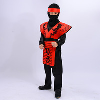 Children S Halloween Cosplay Costume Boys Costumes Kids Naruto Ninja Cosplay Game Uniforms Christmas Birthday Carnival