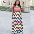 Women's Sexy Summer Long Dress Maxi Boho Evening Party Dresses Beach Sundress