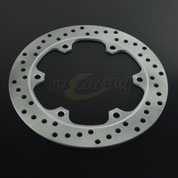 Outer Diameter 276MM Stainless Steel Front Brake Disc Rotor For HONDA CBR150R GB400 XBR500 XL600 FX650