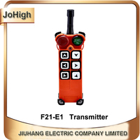 F21 E1 Industrial Hoist Remote 6 Buttons Transmitter