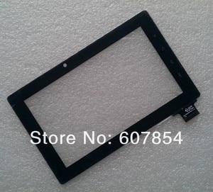 7 Cal ekran dotykowy dla Freelander PD10 PD20 DPT 300-N3690B-A00-V1.0 Tablet PC digitizer panel dotykowy ekran dotykowy szkło