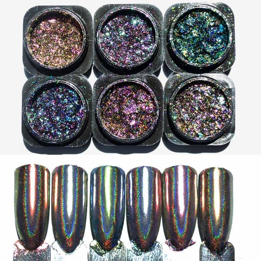 Schönheit & Gesundheit Glanz Laser Holographische Glitter Pulver Zucker Lametta Für Nägel Staub Schleifen Holographische Pulver Für Nägel Kunst Holo Tauch Sf2029 Nails Art & Werkzeuge