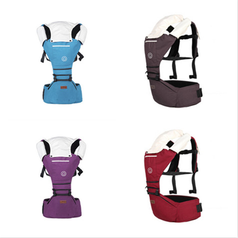 ФОТО Four Position New Design Breathable Kangaroo Hipseat Carrier Infant Baby Carrier Kids Infant Hip Seat Carrier for Carring Baby