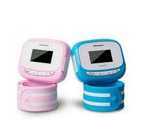 1,1 zoll Targeting Kinder Uhr Baby anti-verlorene Track Uhren Sos Gespräch Smartwatch Intelligente Positionierung Uhren