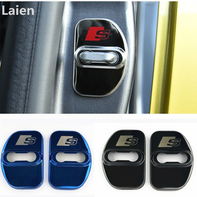 Online Shop Gr Dl24 Stainless Steel Car Covers Door Lock Cover For