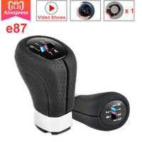 5/6 Speed Car Gear Shift Knob 1 3 5 6 Serie E30 E32 E34 E36 E38 E39 E53 E60 E63 E83 E84 E87 E90 E91 E92 F30 Car Accessories