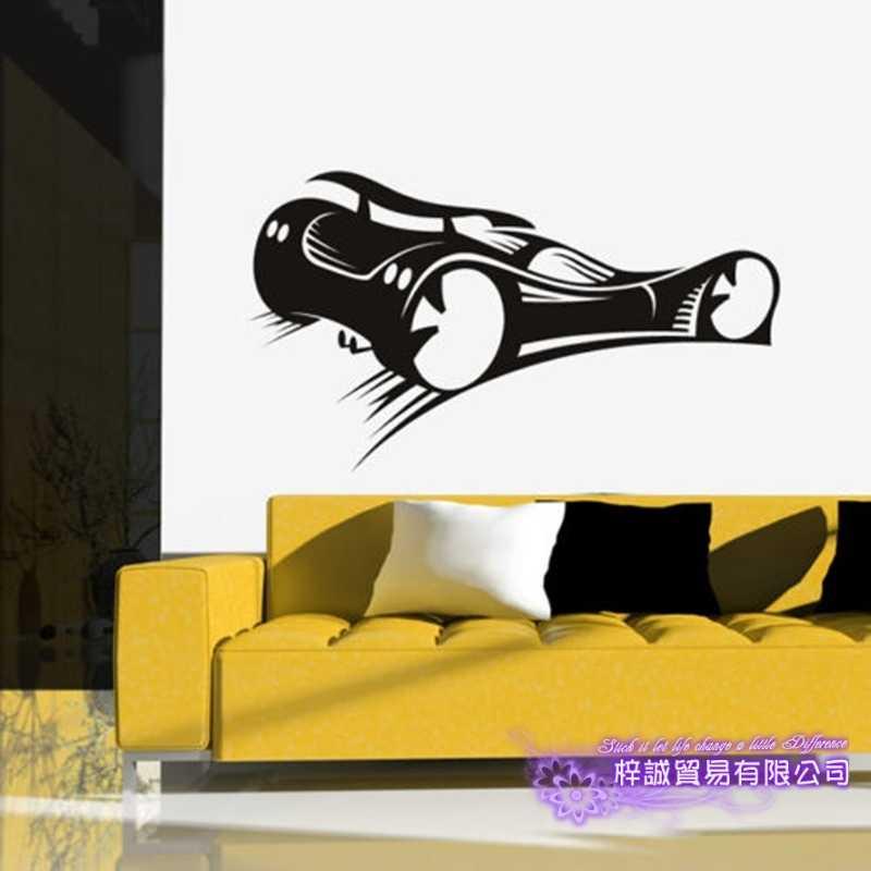F1 سيارة ملصق سيارة صائق صيغة سيارات سباق الملصقات الفينيل صور مطبوعة للحوائط Pegatina ديكور جدارية ملصق سيارة