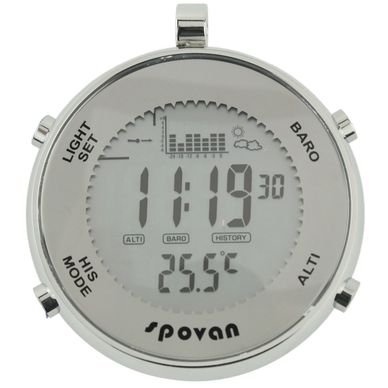 Spovan SPV600 Outdoor Waterproof Unisex Pocket Watch