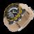 Moda marca sanda relógio de luxo estilo militar relógios à prova d' água esportes dos homens g de choque de luxo analógico digital sports relógios homens