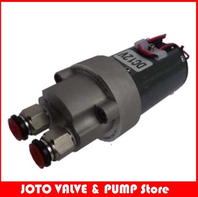 Mini DIY Waste Oil Pumping Machine Fuel Oil Pump 23W Household DC Pump