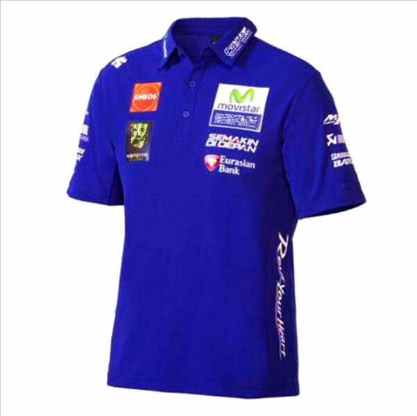 Online Shop Free Shipping 2017 Movistar Motogp Polo Shirt The Doctor