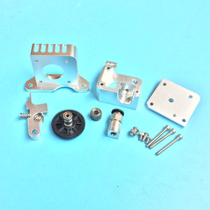 Image 2 - 3D printer All metal Titan Aero Extruder 1.75mm Universal for Prusa i3 MK2 3D printer  for both Direct Drive Bowden extruder