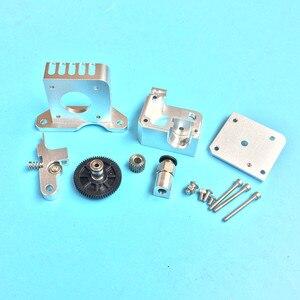 Image 2 - 3D yazıcı Tüm metal Titan Aero Ekstruder 1.75mm Evrensel Prusa i3 MK2 3D yazıcı için Doğrudan Tahrik bowden ekstruder
