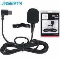JINSERTA External Microphone MIC for SJCAM SJ8 Air PLUS PRO SJ7 STAR/SJ360/SJ6 Legend Camera SJCAM Camera Accessories